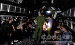 """Hàng chục người """"bay lắc"""" trong quán karaoke Victory ở Sài Gòn"""