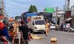 Sau tai nạn làm 1 người tử vong, xe tải liên quan bỏ chạy