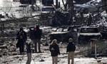 Vụ nổ xe dã ngoại ở Mỹ: Nghi phạm đã thiệt mạng