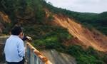 Sạt lở gần chân đập thủy điện Hương Điền khoảng 5.000m khối đất