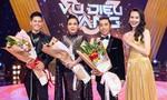 Việt Hương nhớ thời đi hát khi trao giải quán quân Vũ Điệu Vàng