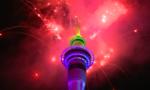 Mãn nhãn màn bắn pháo hoa đón năm mới 2021 ở New Zealand