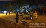 Xe máy đối đầu trong KCN ở Bình Dương, hai người chết thảm