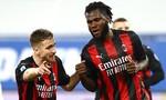 AC Milan thắng dễ, xây chắc đỉnh bảng Serie A