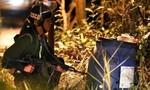 Loạt ảnh Công an vây bắt nghi phạm bắn chết 4 người ở Củ Chi