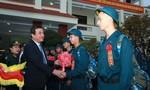 Gần 2.500 thanh niên Quảng Nam lên đường nhập ngũ