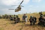 Philippines huỷ một thoả thuận hợp tác quân sự với Mỹ