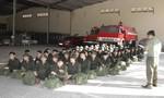 Công an TPHCM tiếp nhận hơn 600 tân binh nhập ngũ