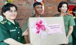Phụ nữ LLVT TPHCM: Tặng nhà cho cựu TNXP