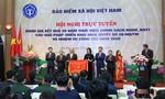 BHXH Việt Nam nhận Cờ thi đua của Thủ tướng Chính phủ