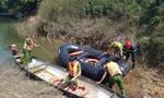 Lật thuyền chở 12 người, vợ chồng tử vong, 1 người mất tích