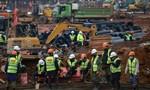 Hai công nhân xây dựng bệnh viện dã chiến Hỏa Thần Sơn nhiễm nCoV