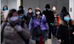 Số ca nhiễm nCoV ở Trung Quốc tăng trở lại sau 2 ngày giảm