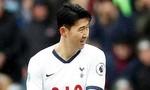 Son Heung-min gãy tay, Tottenham khủng hoảng