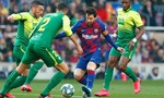 Clip Messi lập cú poker, Barca đại thắng