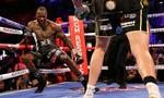 Cựu vô địch WBC Wilder nhập viện sau trận thua Fury