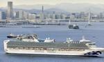 Nhật Bản cách ly 3.500 hành khách trên du thuyền vì 1 người nhiễm nCoV