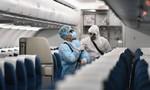 Vietnam Airlines phun chất khử trùng tất cả máy bay về từ vùng dịch Corona
