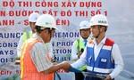 Tuyến metro Bến Thành-Suối Tiên sẽ hoàn thành vào cuối năm 2021