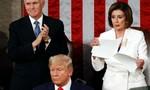 Chủ tịch Hạ viện Mỹ giải thích lý do xé bản sao thông điệp liên bang