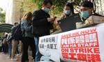 Khoảng 7.000 nhân viên y tế Hong Kong tổ chức đình công