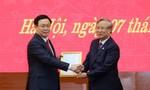 Phó thủ tướng Vương Đình Huệ nhận quyết định làm Bí thư Thành ủy Hà Nội