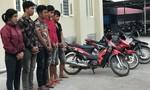 Băng trộm gây ra gần 20 vụ trộm xe máy liên tỉnh sa lưới
