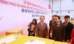 Việt Nam tặng Trung Quốc trang thiết bị, vật tư y tế