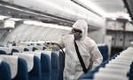 Vietnam Airlines khử trùng toàn bộ chuyến bay quốc tế về Việt Nam