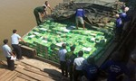 Vụ buôn lậu nước có ga gần 9 tỷ đồng: Chuyển cơ quan điều tra