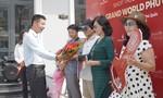 Grand World Phú Quốc: Bàn giao shop thương mại cho nhà đầu tư