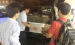 Bác sĩ Chợ Rẫy lên đường trong đêm, chi viện cho Bình Thuận