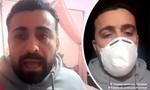Nam diễn viên Ý bị nhốt trong nhà với xác chị gái nhiễm nCoV