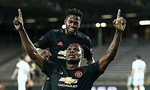 "Clip Man Utd thắng LASK ""5 sao"" ở Europa League"