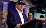 Trump âm tính với nCoV, Mỹ mở rộng lệnh cấm di chuyển với Anh và Ireland