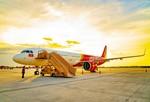 Cùng chuyến bay xanh Vietjet để du lịch với giá vé máy bay giảm 70%