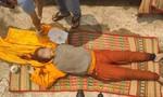 Phát hiện thi thể nữ mặc đồ cúng trên vùng biển cảng Tiên Sa