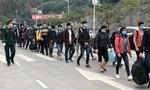 Tiếp nhận 168 công dân do cơ quan chức năng Trung Quốc trao trả