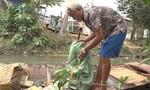 Người đàn ông thiện nguyện mắc bệnh nặng rất cần được giúp đỡ
