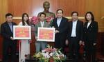Vợ chồng doanh nhân Lê Văn Kiểm ủng hộ 20 tỷ đồng