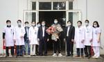 Bệnh nhân nhiễm Covid-19 quê Ninh Bình, về từ Hàn Quốc xuất viện
