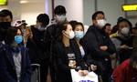 Hôm nay, gần 2.500 người nhập cảnh sân bay Nội Bài