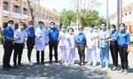 Thành đoàn TPHCM ra mắt đội tình nguyện phòng chống Covid-19