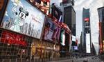 """Loạt ảnh """"thành phố không ngủ"""" New York vắng chưa từng có vì dịch nCoV"""