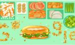 Bánh mì Việt Nam xuất hiện trên trang chủ Google hơn 10 quốc gia