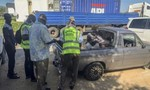 Phát hiện 64 thi thể trong container đông lạnh ở Mozambique
