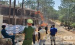 Đà Lạt: Cưỡng chế khu nghỉ dưỡng cao cấp sai phép trong hồ Tuyền Lâm
