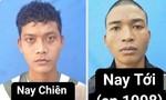 Hai tên cướp khiến người dân hoang mang sa lưới