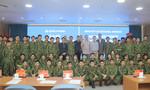 Ra mắt Bệnh viện dã chiến thứ 3 tham gia gìn giữ hòa bình LHQ