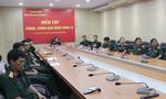Bộ Quốc phòng diễn tập chống COVID-19 với 30.000 người bị nhiễm